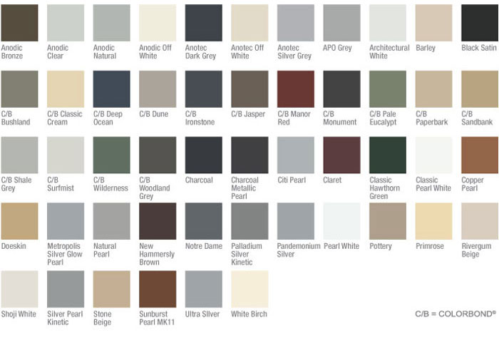 diamond security screen door colours